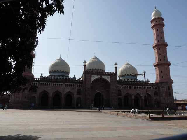 Bhopal - Taj Ul Masjid