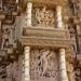 Khajuraho - 37 - temple CHITRAGUPTA