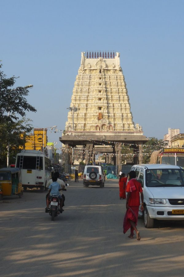 Kanchipuram - Temple de Ekambareshwara