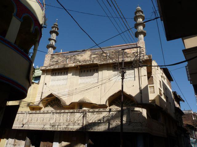 Maheshwar - Le village