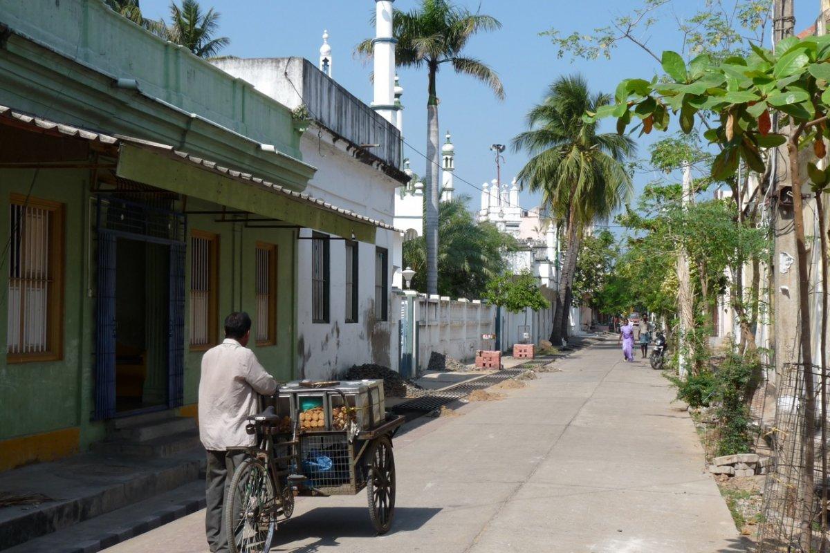Les comptoirs fran ais des indes la saveur des voyages - Comptoirs francais en inde ...