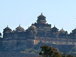 INDE - Birsingh Deo Palace