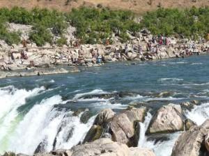 La Narmada à Jabalpur