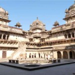 Orchha - Jahangir Mahal