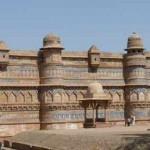 Gwalior - Man Singh Palace  - 1