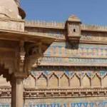 Gwalior - Man Singh Palace  - 3