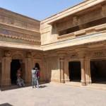 Gwalior - Man Singh Palace  - 5