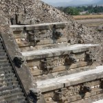Le Temple de Quetzalcóatl