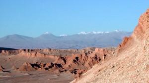 CHILI - La Vallée de la Lune