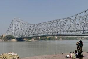 Le pont Howrah
