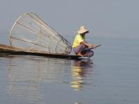 Pêche sur le lac Inle -3
