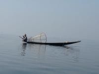Pêche sur le lac Inle -1