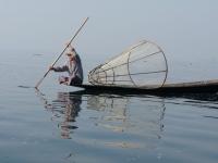 Pêche sur le lac Inle -2