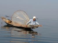 Pêche sur le lac Inle -4