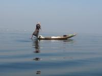 Pêche sur le lac Inle -6