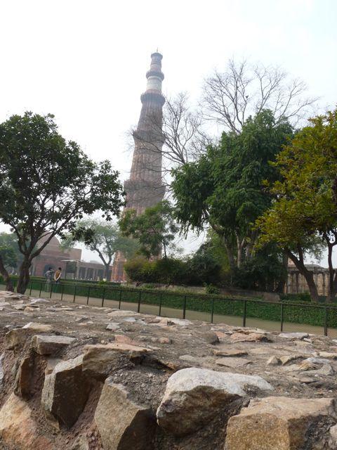 Delhi - Qutub Minar - 2