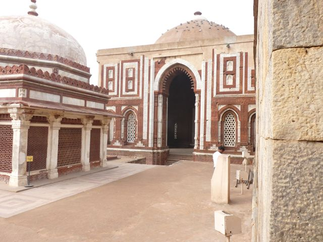 Delhi - Qutub Minar - 3