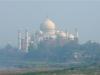 Taj Mahal vu du Fort Rouge