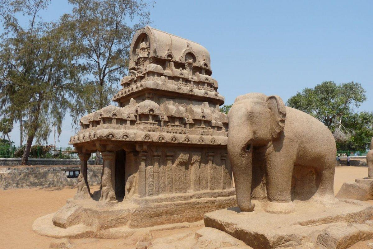 Mahabalipuram -